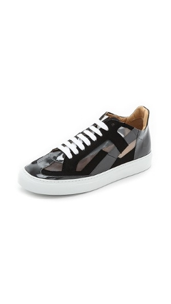 MM6 - Mesh Sneakers