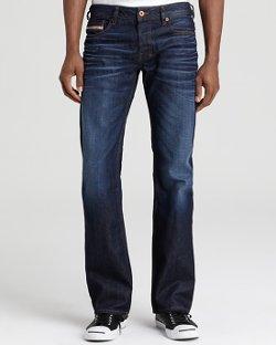 Diesel - Zatiny Bootcut Fit Denim Jeans