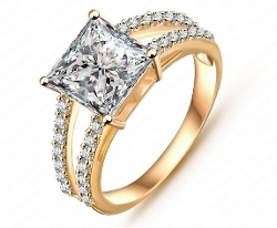 Retop Jewelry - Diamond Engagement Ring
