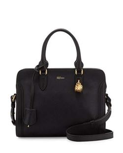 Alexander McQueen - Small Padlock Satchel Bag