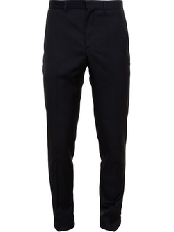 Givenchy - Classic Tailored Trousers