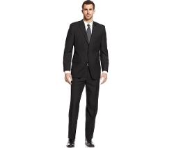Alfani - Classic Fit Solid Suit