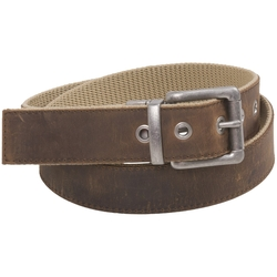 Bison Designs - Leather-to-Webbing Belt