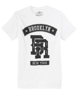 American Rag - Brooklyn Reflective Graphic T-Shirt
