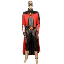 Luckcos - Kick Ass Red Mist Adult Mens Costume