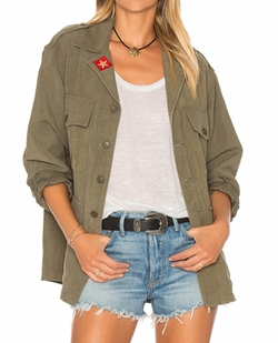 Smythe - Army Shirt Jacket