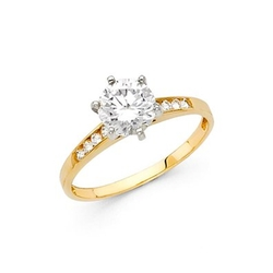TWJC Wedding Collection  - Wedding Engagement Ring