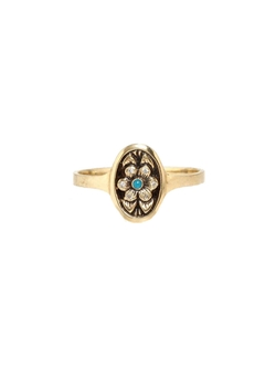 Workhorse - Blossom Ring