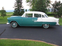 Chevrolet - 1955 210
