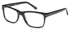 Dalix - Mens Square Prescription Eyeglasses