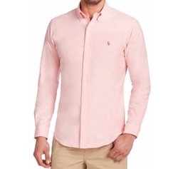 Polo Ralph Lauren - Slim-Fit Stretch Oxford Sportshirt