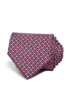 Salvatore Ferragamo  - Zigrino Classic Tie