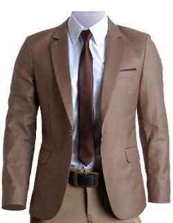 Flatseven - Slim Fit Premium Blazer