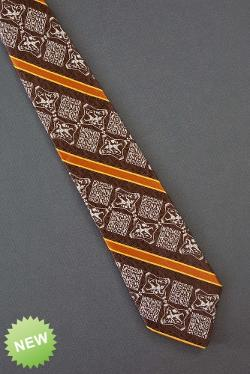Yournecktieshop - Ancient Egyptians & Hieroglyphs - Necktie