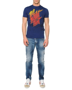 D Squared - Night Riot Graphic Tee