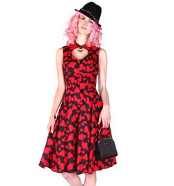 Patricia Field - Open My Heart Midi Dress