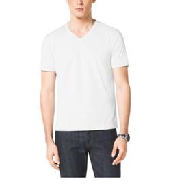 Michael Kors Men - Cotton-Jersey V-Neck T-Shirt