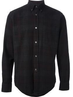 Our Legacy  - Plaid Button-down Shirt