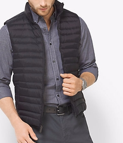 Michael Kors - Quilted Nylon Down Vest