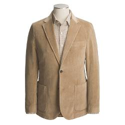 Hart, Schaffner & Marx  - Brushed Cotton Sport Coat