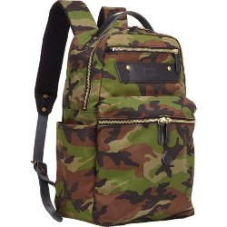 Cledran  - Camo-Print Backpack