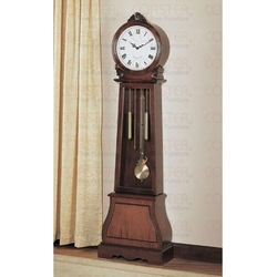 Coaster Home Furnishings - Transitional Grandfather Clock