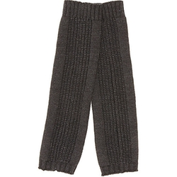 River Island - Grey Knitted Arm Warmers
