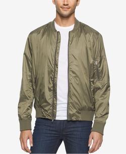 Calvin Klein Jeans - Nylon Aviator Jacket