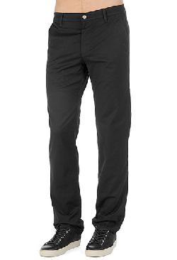 Adriano Goldschmted - THE SLIM KHAKI - BLACK BASIC