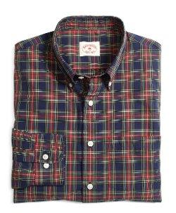 Brooks Brothers - Tartan Sport Shirt