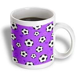 3dRose - Star Print Ceramic Mug