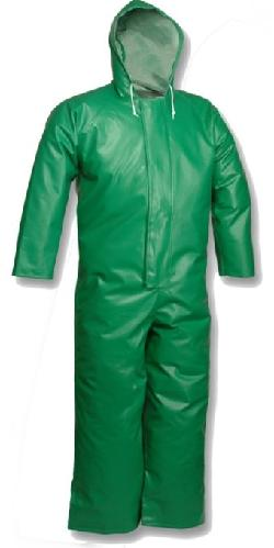 Tingley  - Rubber V41108 Safety Flex Coverall with Hood,