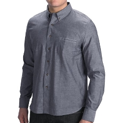 General Assembly  - Solid Poplin Oxford Shirt