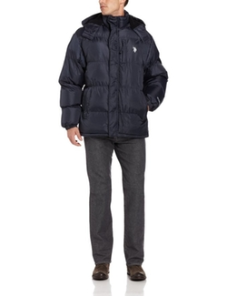 U.S. Polo Assn. - Classic Short Puffer Jacket