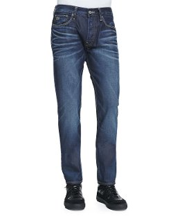 G-Star - 3301 Straight Hydrite Denim Jeans