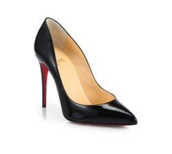Christian Louboutin - Pigalle Follies Patent Leather Pumps