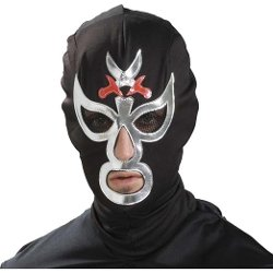 Forum Novelties  - Mexican Luchador Wrestling Mask