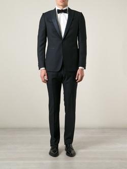 Z Zegna - Peak Lapel Tuxedo Suit