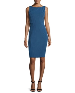 Zac Posen  - Vince Sleeveless Sheath Dress