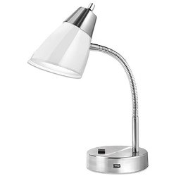 Studio 3B  - Outlet/USB Desk Lamp