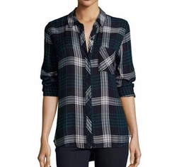 Rails - Hunter Plaid Long-Sleeve Shirt