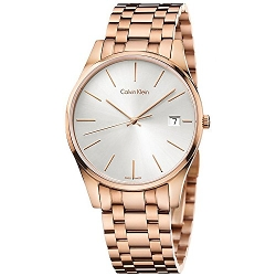 Calvin Klein - Time Rose Gold-Tone Mens Watch