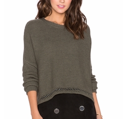 Ramy Brook - Frankie Chain Link Sweater