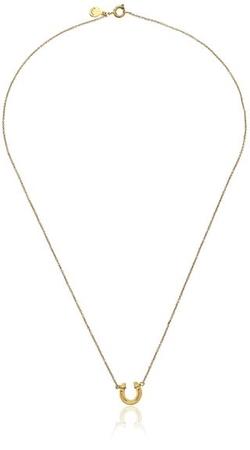 Gorjana - Horseshoe Pendant Necklace