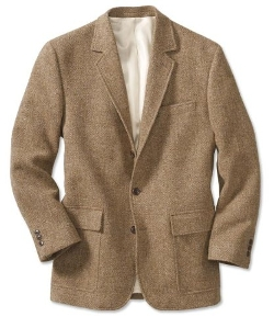 Orvis  - Lightweight Highland Tweed Sport Coat