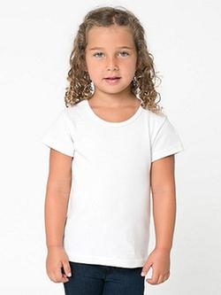 American Apparel - Baby Ribcap Sleeve T-Shirt