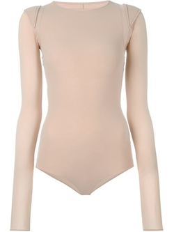 Maison Margiela - Padded Shoulder Bodysuit