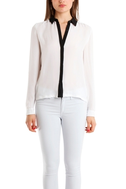 A.L.C. - Gillian Silk Blouse