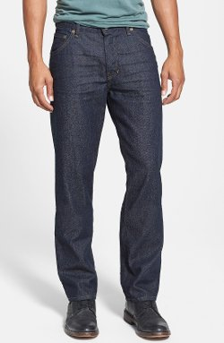 Raleigh Denim  - Alexander Straight Leg Jeans