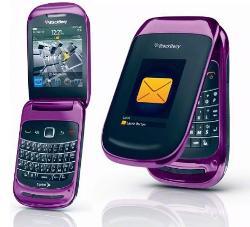 Blackberry  - Sprint 9670 Purple
